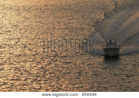boat and sunset3