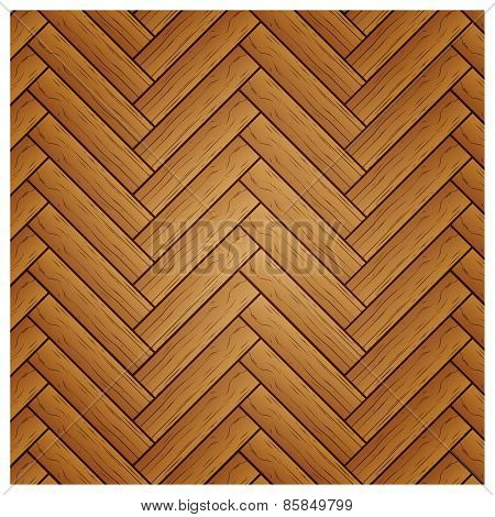 Wood Texture Background, Vector Illustration.