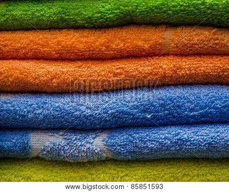 Double towels