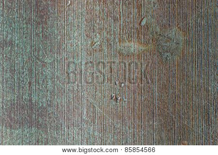 Cast Iron Patina Surface Texture Background