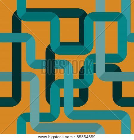 abstract seamless pattern. Modern stylish texture. Repeating geometric tiles