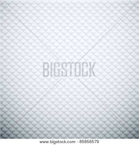 Squama texture pattern. Clear abstract design. Vector eps10.