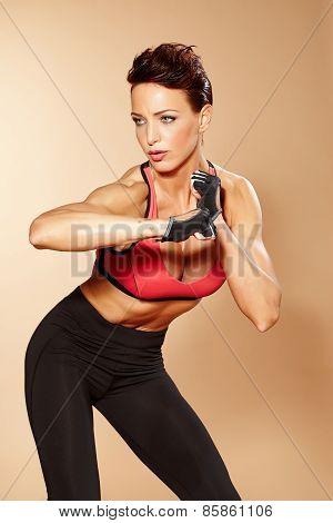 Combat Woman