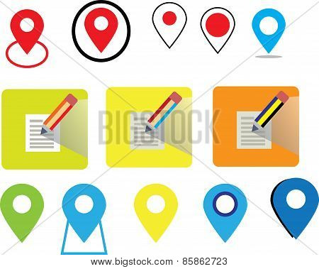 Mapicon and Location Icons