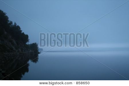 Blue Dawn Lake