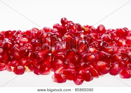 Pomegranate Fruit Seeds