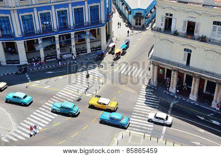 HAVANA, CUBA - MAY 3, 2013