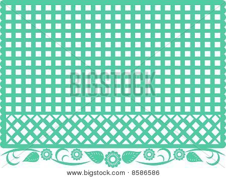 Mexican Decoration Papel Picado