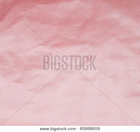 Paper Texture. Red Paper Sheet.