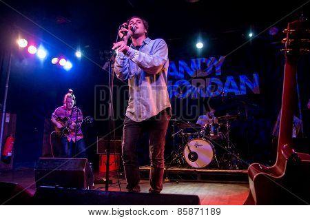 Andy Jordan