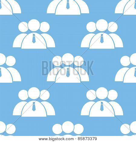Leader seamless pattern