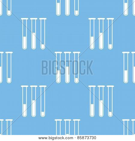 Tubes seamless pattern