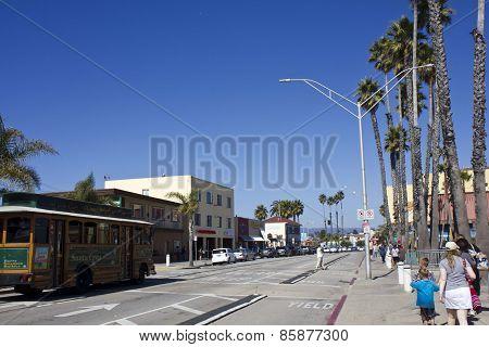Santa Cruz Main Promenade