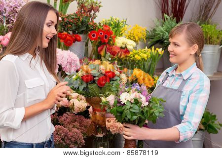 Choosing the right bouquet