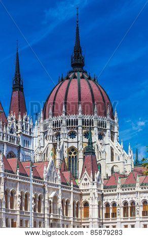 Budapest Parliament Building, Hungary, Europe