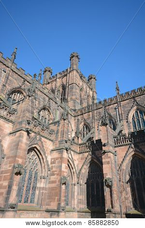Chester cathedral, UK