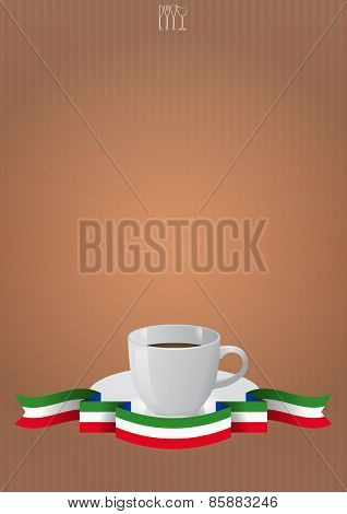 Coffee Cup Italy