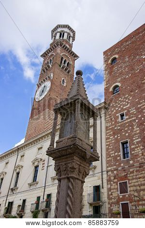 Verona, Lamberti Bell Tower