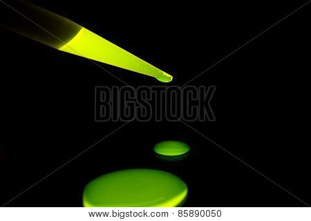 Green Luminescence