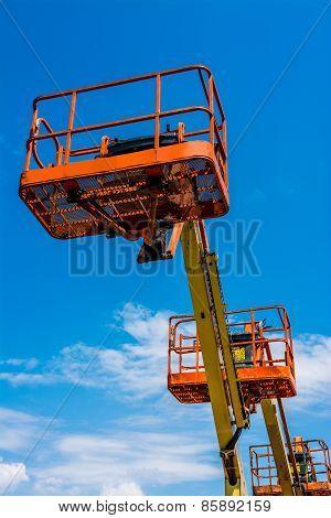 Industrial Man Lift