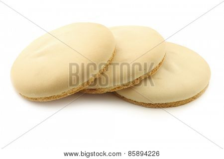 traditional Dutch (Frisian) cookie called