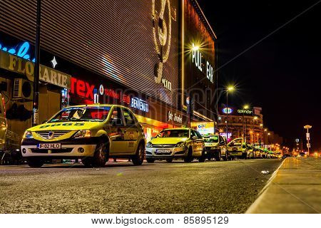 Night Cabs