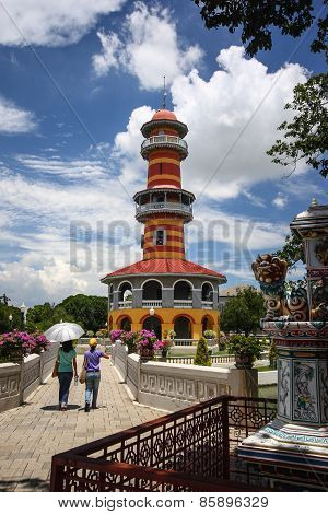 Chinese Traditional Style Tower