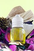 stock photo of fragrance  - Aromatic pleasure - JPG