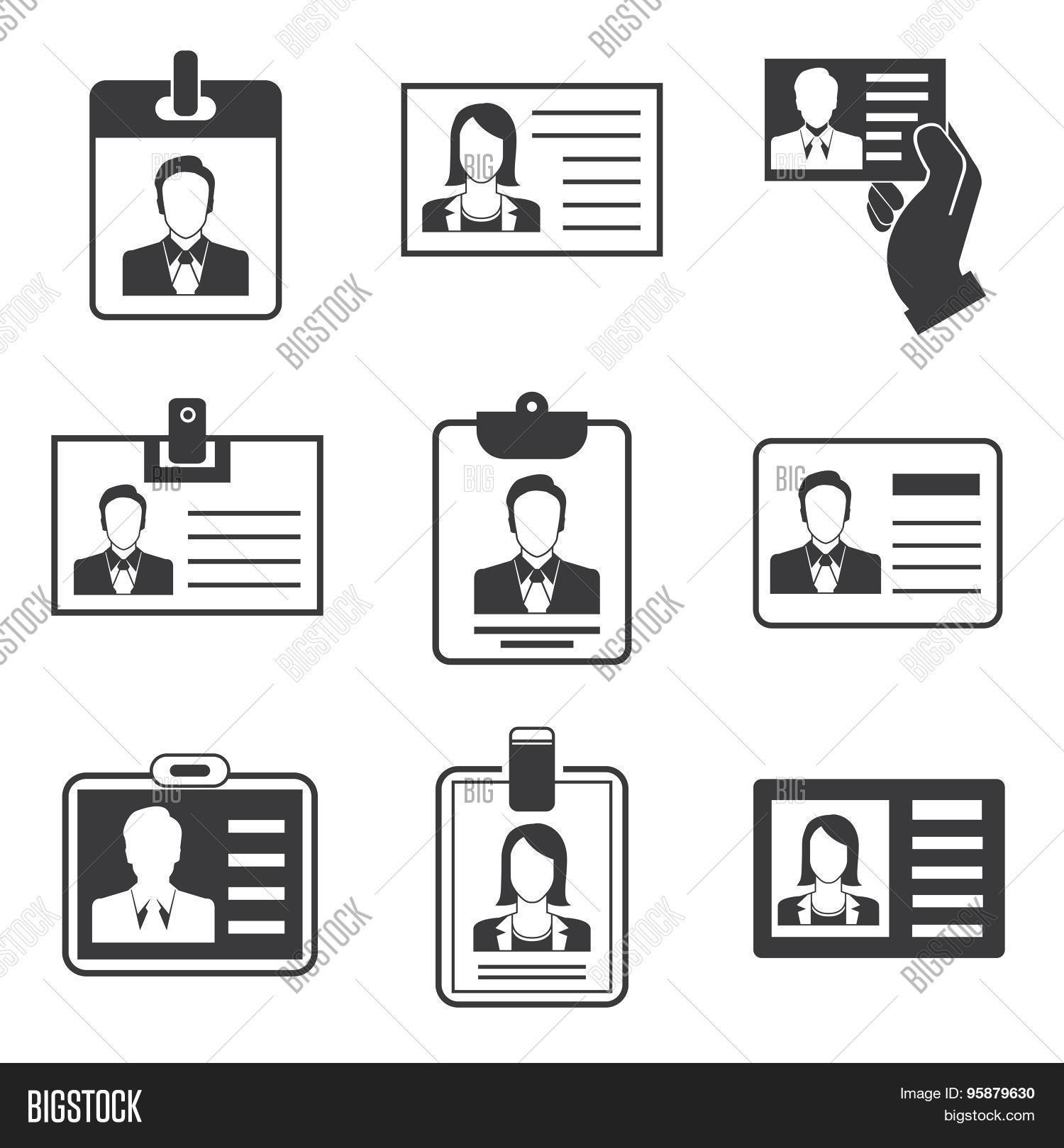Lovely gallery of business card icons business cards and resume business card icons vector photo magicingreecefo Gallery