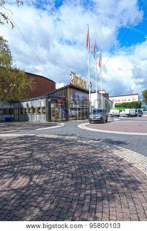 Vallingby Cinema Fontanen