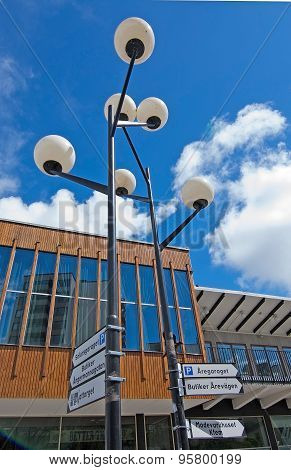 Vallingby Street Lights