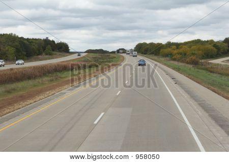 Reduced-Traffic Highway