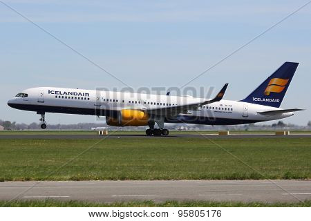Icelandair Boeing 757-200 Airplane