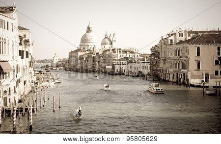 Grand Canal Vintage, Venice