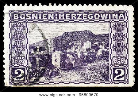 Bosnia and Herzegovina 1906