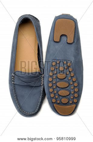 Loafers Pair Isolated