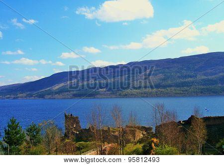 Loch Ness, Inverness Scotland