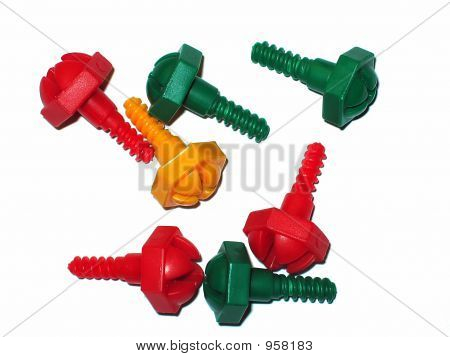 Screws From Plastic