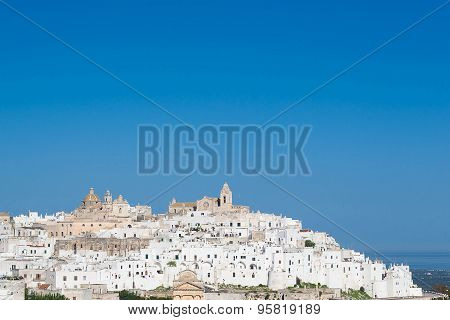 The City Of Ostuni