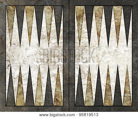 backgammon background empty board table