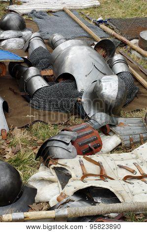 medieval armor equipment replica