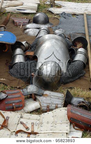 medieval armor replica