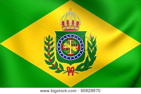 Empire Of Brazil Flag (1822-1889)