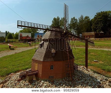 Windmill Mazuria.