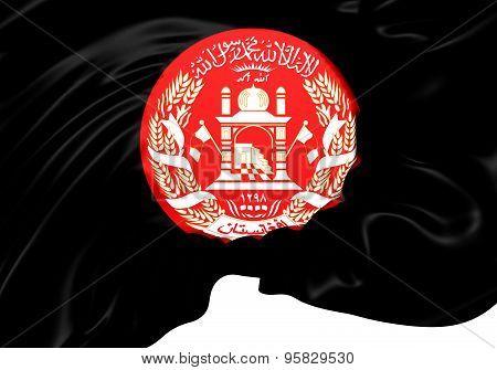 President Of Afghanistan Flag