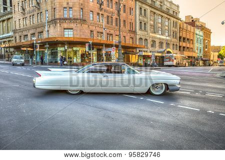 Luxury Classic Cadillac