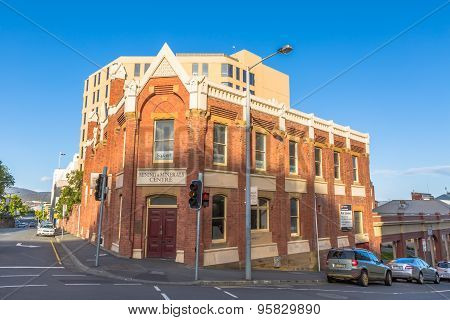 Hobart Historic Buildings