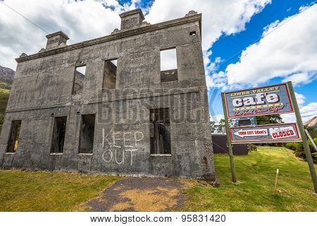 Ghost Town Tasmania
