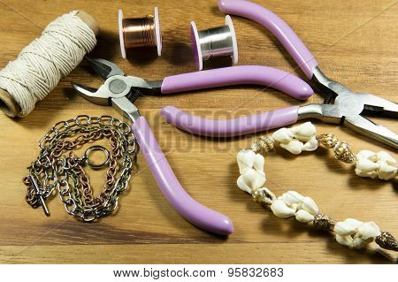 Beading And Craft Tools