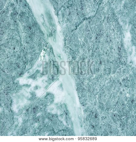 Green Marble background With Natural Pattern.